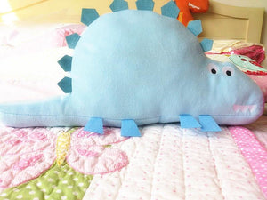 Snuggle Stegosaurus Cushion