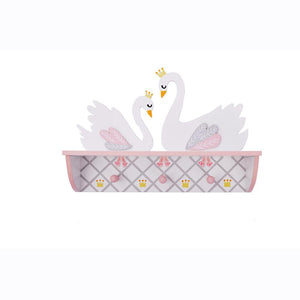 Fantasy Fields Swan Hanging Shelf
