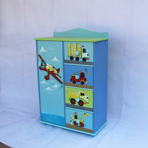 LEKEN Aero/Fairies Mini Wardrobe