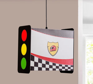 Cilek Traffic Light Ceiling Lamp