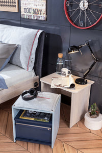 Cilek Trio Nightstand With Shelf