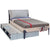 Cilek Trio Pull Out Bed With Partitions (90X190 Cm)