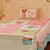 Joey's Teddy Applique Bedsheet Set