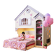Tomato KidZ Amberly Dollhouse Playbunk Bed