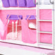Tomato KidZ Emily Low Bunk Bed with Trundle with Slide