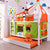Tomato KidZ Florida Low Bunk Bed with Trundle