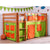 Tomato KidZ Florida Mid Sleeper with Curtains (No slide)