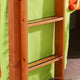 Tomato KidZ Florida Mid Sleeper with Slide, Tower and Curtains