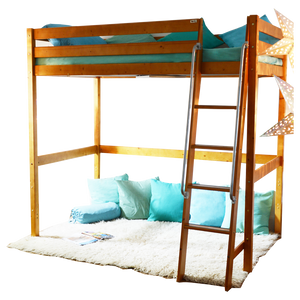 Tomato KidZ High Sleeper convertible Poster Bed