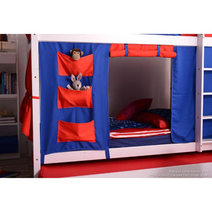 Tomato KidZ Jersey Youth Bunk Bed (No Trundle)
