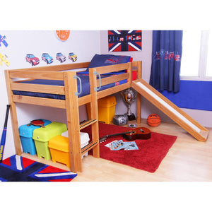 Tomato KidZ Mid Sleeper with Slide