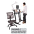 Tomato KidZ Package C Uni Workstation (Lamp, Desk & Chair, Book Holder)
