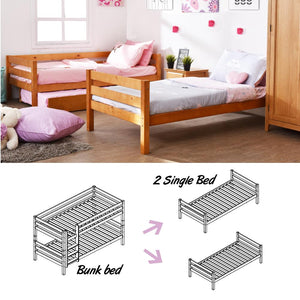 Tomato KidZ Emily Low Bunk Bed with Trundle
