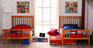 Tomato KidZ Youth Bunk Bed (No trundle)