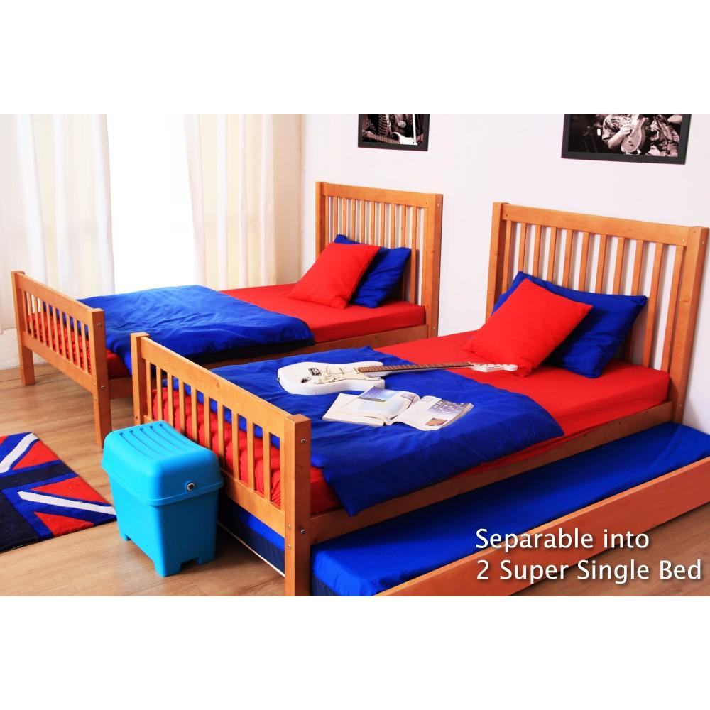 Tomato Kidz Emily Youth Bunk Bed No Trundle