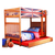 Tomato KidZ Youth Bunk Bed with SS Trundle (Union Jack)
