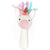 May's Hand Unicorn Pinky Long Rattle Crochet