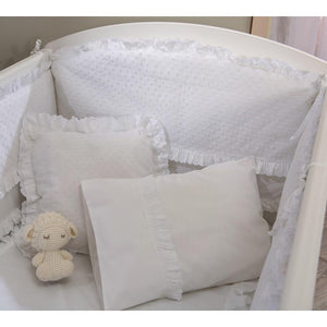 Cilek White Baby Bedding Set (70X130)