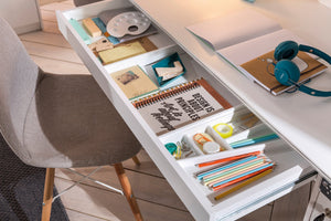 Cilek White Wide Study Desk