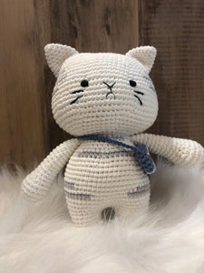 May's Hands Smol Cat Crochet