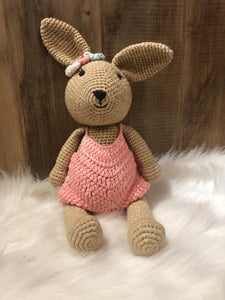 May's Hands Lady Kanga Crochet