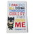 C&F Wooden Bat Girl Quote Plaque