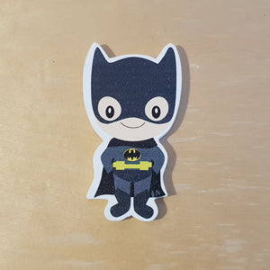C&F Wooden Batman Character