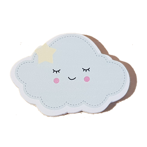 C&F Wooden Little Cloud Character