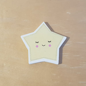 C&F Wooden Little Star Character