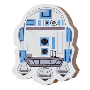 C&F Wooden R2-D2 Character