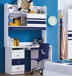 HB Rooms Navy Study Table (875#)