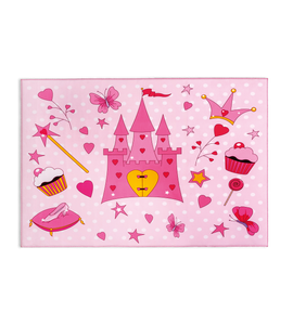 Cilek Soft Princess Carpet (100X150)