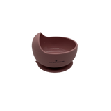 Baby and the Gang Silicone Suction Bowl // Dusty Rose - Baby and the Gang