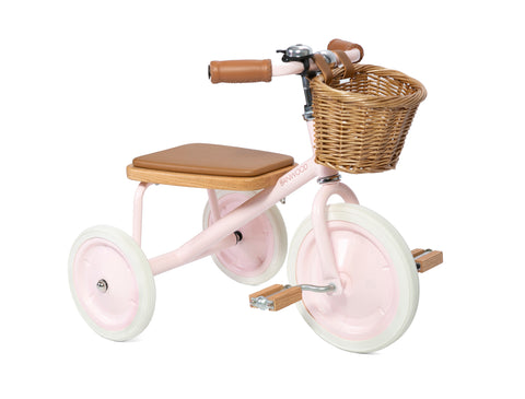 Banwood Trike // Pink - Baby and the Gang