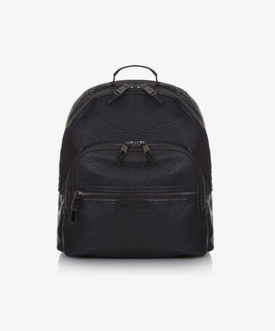 TIBA + MARL - ELWOOD BACKPACK BLACK