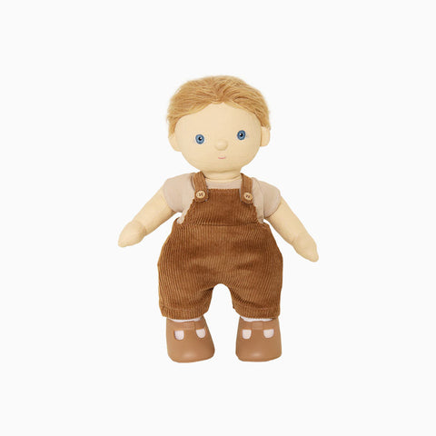 Olli Ella // Dinkum Doll Esa Overalls Set - Baby and the Gang