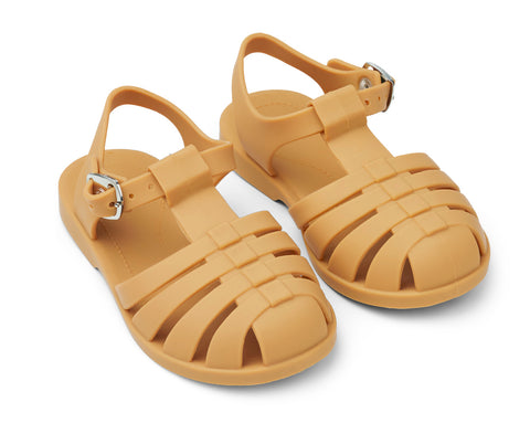 Liewood // Bre Sandal // Yellow Mellow - Baby and the Gang