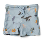Otto Swim Pants // Sea creature mix