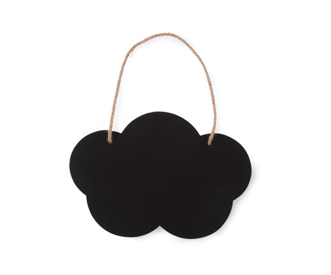 Childhome // Small blackboard Cloud // 2 PC - Baby and the Gang