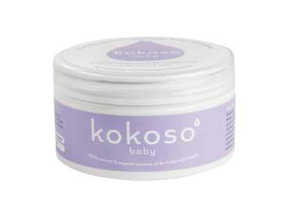 Kokoso // Baby Coconut Oil