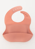 Baby and the Gang Silicone Bib // Cantaloupe - Baby and the Gang