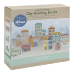 Little Dutch // Railway extension - City building blocks - Baby and the Gang