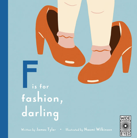 F is for Fashion Darling - Baby and the Gang