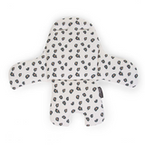 Childhome // EVOLU SEAT CUSHION - JERSEY - LEOPARD - Baby and the Gang