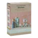 Little Dutch // Doll's House Playset Kitchen - Baby and the Gang