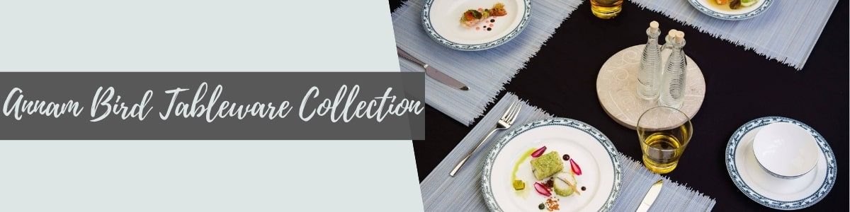 Annam Bird Tableware Collection (Minh Long I)