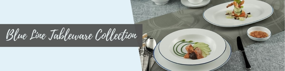 Blue Line Tableware Collection (Minh Long I)