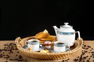 Annam Bird Tea Pot Set (4794868465764)