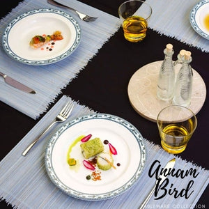TAO Singapore: Minh Long I - Annam Bird Tableware Collection