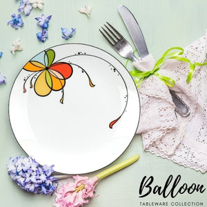 TAO Singapore: Minh Long I - Balloon Tableware Collection
